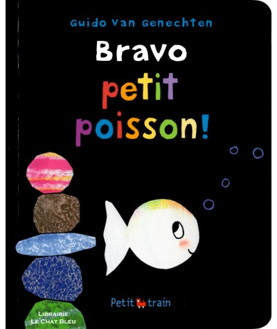 Bravo petit poisson ! (Guido Van Genechten) - Editions MIJADE