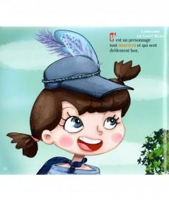 Le Petit Chaperon caméléon (Brigitte Tranier) - Page 12 - Editions Lire C'est Partir