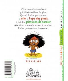 Une très très grosse colère (Agnès Bertron-Martin) - Milan poche N° 29