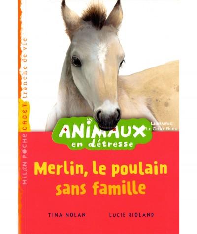 Merlin, le poulain sans famille - Milan Poche Cadet N° 130