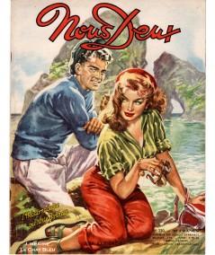 Magazine Nous Deux n° 220 paru en 1951 : La jolie sirène