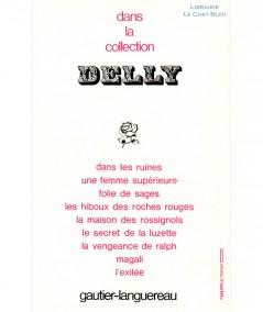 Les hiboux des Roches-Rouges (Delly) - Editions Gautier-Languereau
