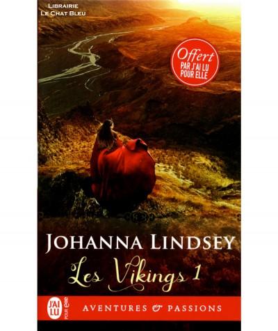 Les Vikings T1 : Les feux de l'hiver (Johanna Lindsey) - J'ai lu Aventures et Passions