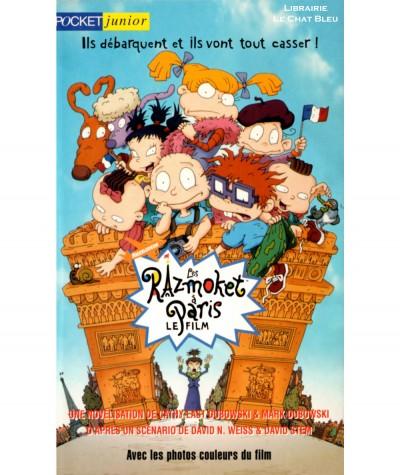 Les Razmoket à Paris (Cathy et Mark Dubowski) - Pocket Junior N° 745