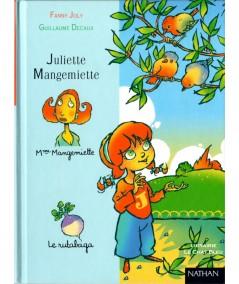 Julie Mangemiette (Fanny Joly) - Première lune N° 26 - Editions NATHAN
