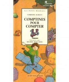 Comptines pour compter (Corinne Albaut) - Actes Sud Junior