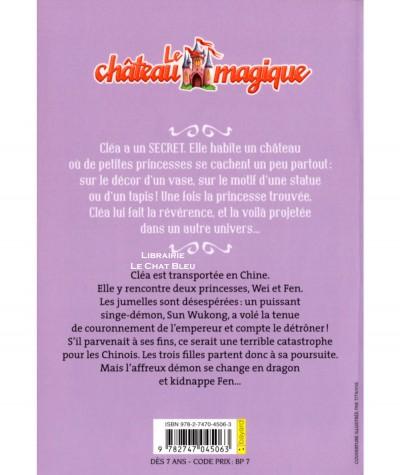 Le château magique T16 : Les princesses chinoises et le démon Sun Wukong (Katie Chase)