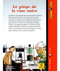 Le piège de la rose noire (Michel Amelin) - J'aime Lire N° 164 - BAYARD Jeunesse