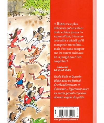 L'énorme crocodile (Roald Dahl) - L'heure des histoires - Gallimard