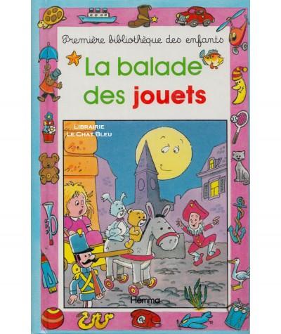 La balade des jouets (Christiane Bauchau) - Mini-Club N° 26 - Hemma Jeunesse