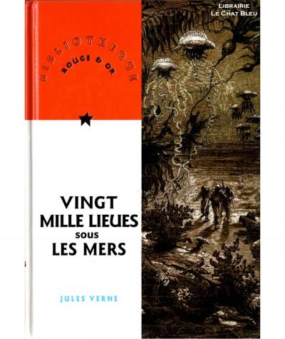 Vingt mille lieues sous les mers (Jules Verne) - Bibliothèque Rouge & Or N° 17