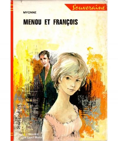 Menou et François (Myonne) - Bibliothèque Rouge et Or Souveraine N° 695