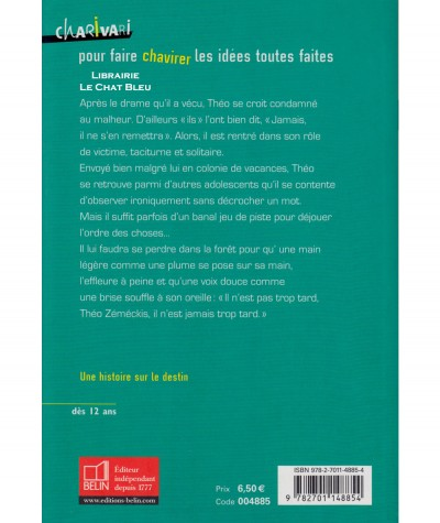 À mort le minotaure (Amélie Sarn) - Collection Charivari - BELIN