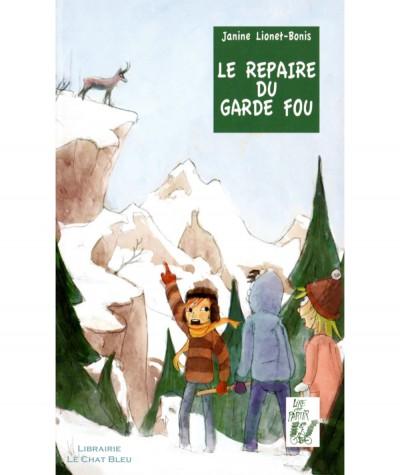 Le repaire du garde fou (Janine Lionet-Bonis) - Editions Lire c'est partir