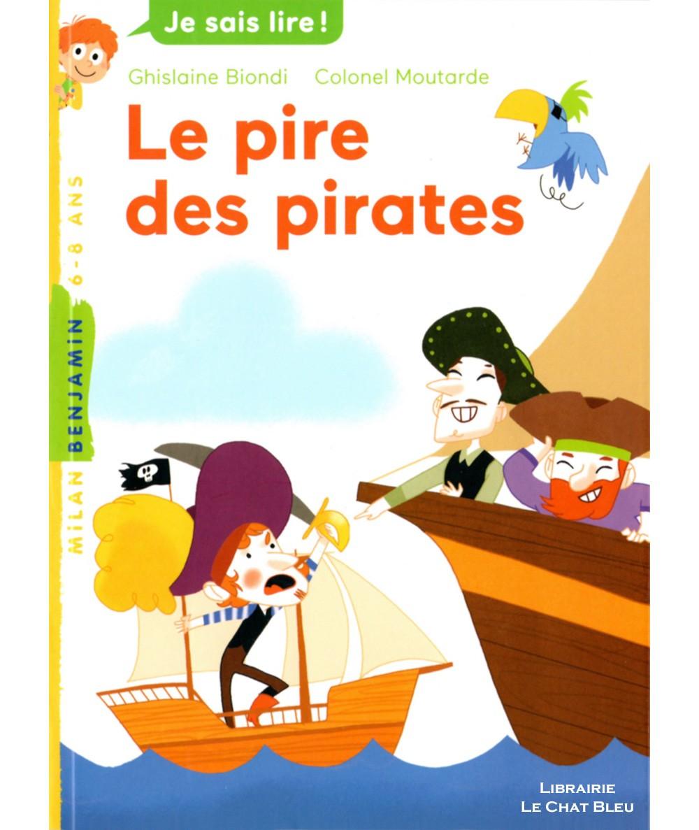 Le pire des pirates (Ghislaine Biondi) - Milan poche N° 132