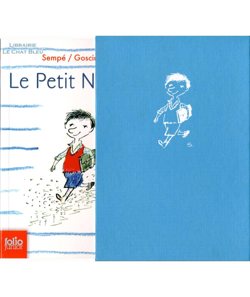 Coffret Le Petit Nicolas (René Goscinny) - Folio Junior - Gallimard