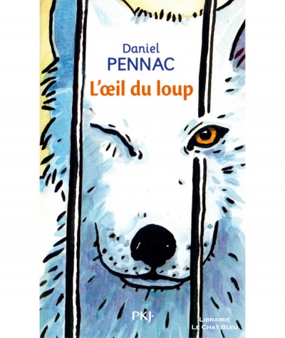 L'oeil du loup (Daniel Pennac) - Pocket junior N° 25