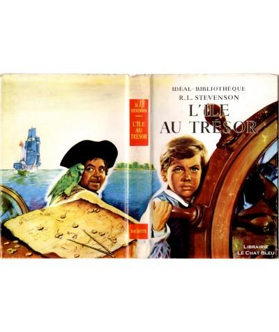 L'île au trésor (Robert Louis Stevenson) - Idéal-Bibliothèque - Hachette