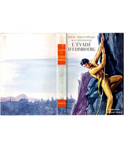 L'évadé d'Edimbourg (Robert Louis Stevenson) - Idéal-Bibliothèque -Hachette