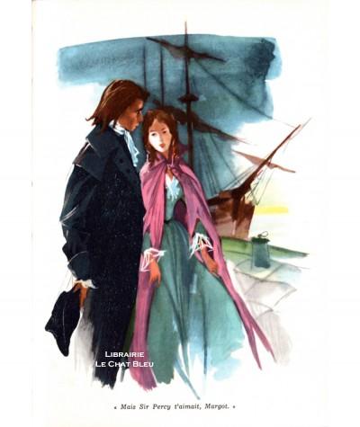 Le Mouron Rouge (Baronne Orczy) - Idéal-Bibliothèque N° 98 - Hachette