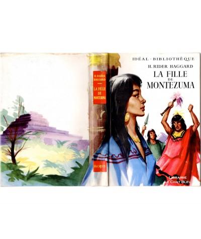 La fille de Montezuma (Henry Rider Haggard) - Idéal-Bibliothèque - Hachette