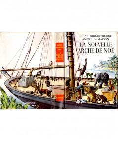 La nouvelle arche de Noé (André Demaison) - Idéal-Bibliothèque - Hachette
