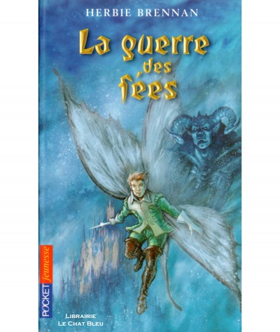 La guerre des fées T1 (Herbie Brennan) - Pocket Jeunesse N° 1805