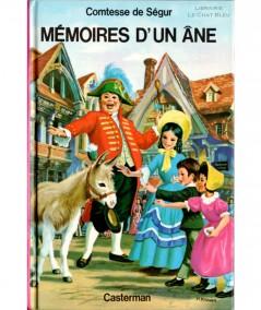 Mémoires d'un âne (Comtesse de Ségur) - Casterman