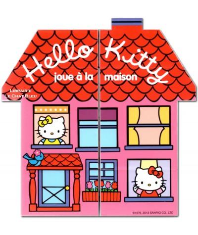 Livre magique : Hello Kitty joue à la maison - Editions Piccolia
