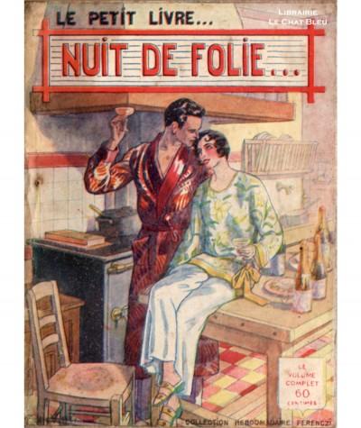 Nuit de folie... (Jean Glachant) - Le Petit Livre Ferenczi N° 925
