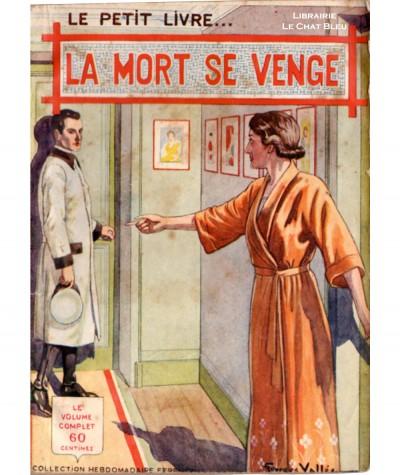 La mort se venge (Alain Berger) - Le Petit Livre Ferenczi N° 1206