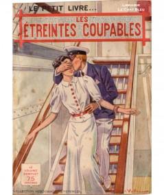 Les étreintes coupables (Fernand Sernada) - Le Petit Livre Ferenczi N° 1272