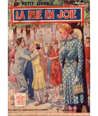 La rue en joie (Jeanne Montcernac) - Le Petit Livre Ferenczi N° 1390