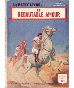 Le redoutable amour (Jean d'Yvelise) - Le Petit Livre Ferenczi N° 1532