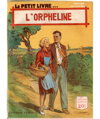 L'orpheline (René Poupon) - Le Petit Livre Ferenczi N° 1662