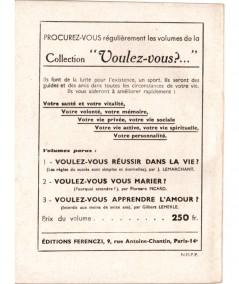 L'impossible vengeance (Netty Delance) - Le Petit Livre Ferenczi N° 1672