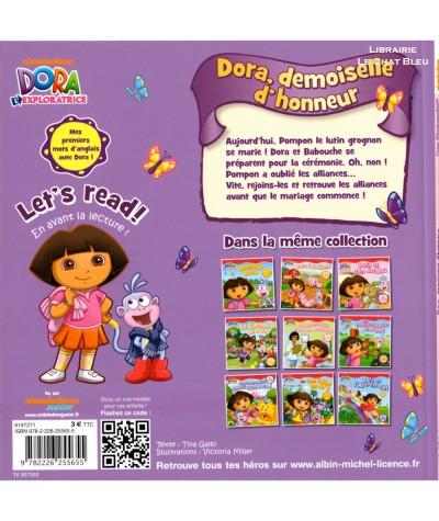 Dora l'exploratrice : Dora, demoiselle d'honneur - Albin Michel