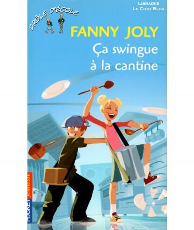 Drôle d'école T48 :  Ça swingue à la cantine (Fanny Joly) - Pocket jeunesse N° 1000