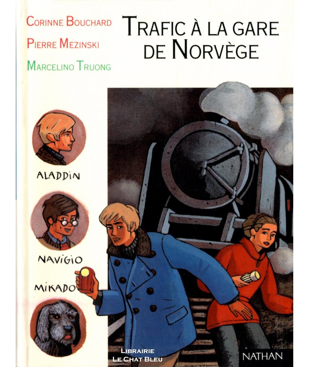 Trafic à la gare de Norvège - Pleine Lune N° 2 - NATHAN