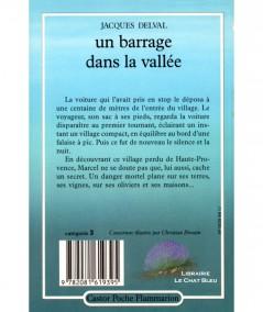 Un barrage dans la vallée (Jacques Delval) - Castor Poche N° 212 - Flammarion