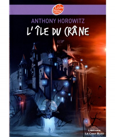 L'île du crâne (Anthony Horowitz) - Le livre de poche N° 901
