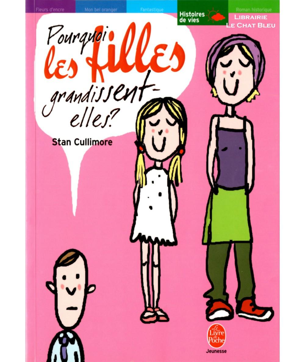 Pourquoi les filles grandissent-elles ? (Stan Cullimore) - Le livre de poche N° 695