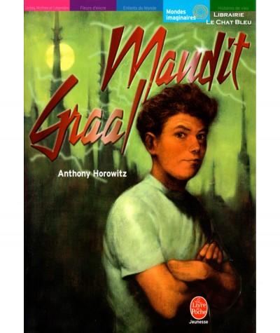 David Eliot T2 : Maudit Graal (Anthony Horowitz) - Le livre de poche N° 902