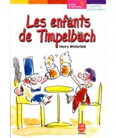 Les enfants de Timpelbach (Henry Winterfeld) - Le Livre de Poche N° 24