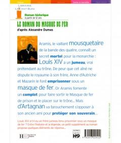 Le roman du masque de fer d'après Alexandre Dumas - LeLivre de poche N° 1137