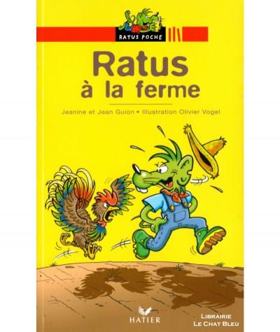 Ratus à la ferme (Jeanine et Jean Guion) - Ratus Poche N° 41