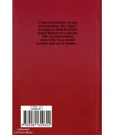 Lapin, écoute ton histoire (Alison Catley) - Castor Poche N° 5114