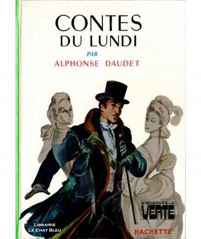 Contes du lundi (Alphonse Daudet) - Bibliothèque verte - Hachette