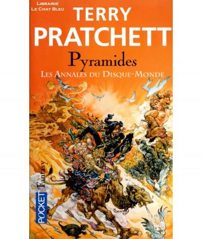 Les Annales du Disque-Monde T7 : Pyramides (Terry Pratchett) - Collection Fantasy - Pocket