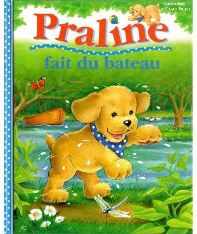 Praline fait du bateau (Jean Mouthier) - Editions Le Ballon